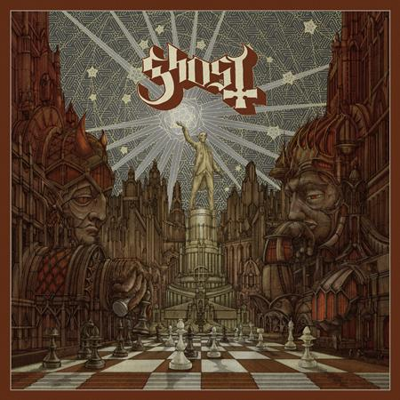 Stream Ghost's New Song 'Square Hammer'
