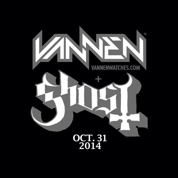 Ghost X Vannen