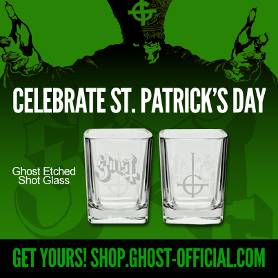 St Patricks Day Sale 2015