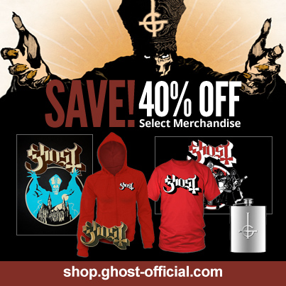 GHOST SPRING CLEARING SALE 2015