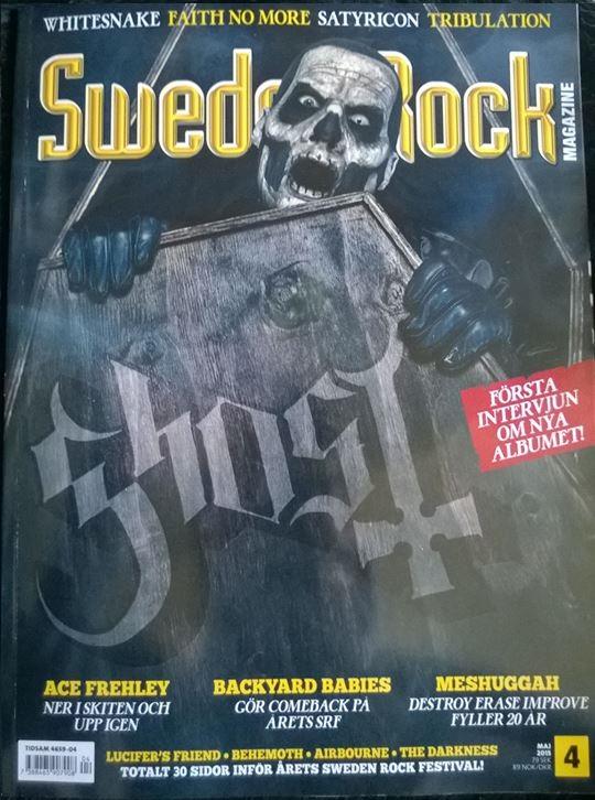 Ghost SRM April 2015