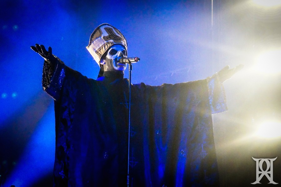 Live Ghost Pics From Anna Bumbi – Sweden Rock Festival