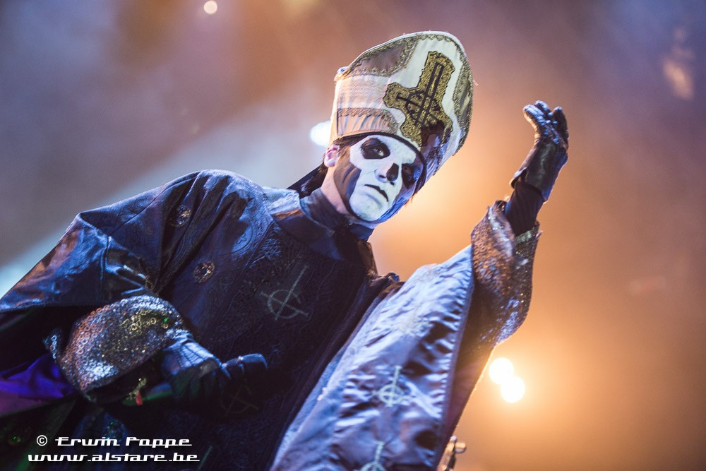 Live Ghost Pics From Erwin Poppe – Copenhell Festival