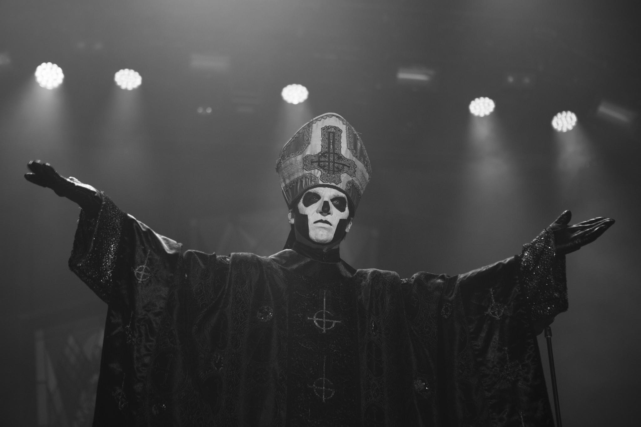 Live Ghost Pics From Henrik Moberg Jessen – Copenhell Festival
