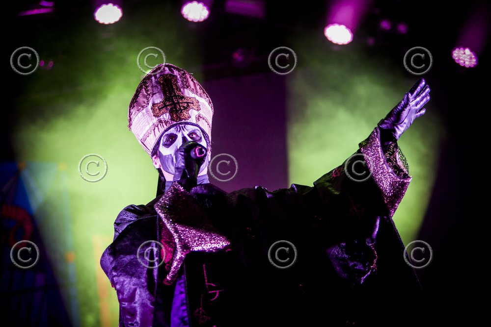 Live Ghost Pics From Jens Panduro – Copenhell Festival