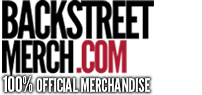 New Ghost Merch At Backstreetmerch.com