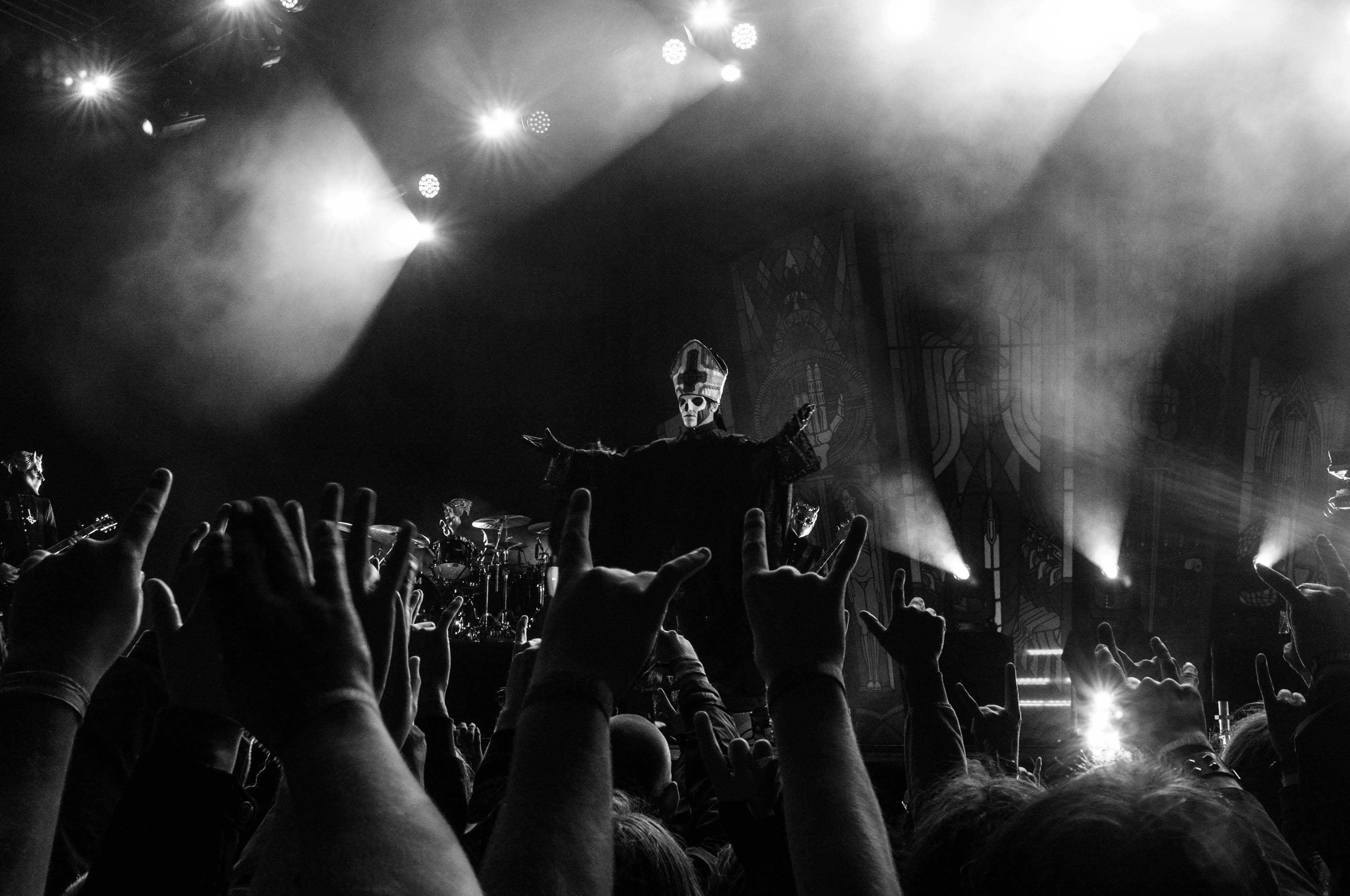 Live Ghost Pics From ztilleto – Copenhell Festival