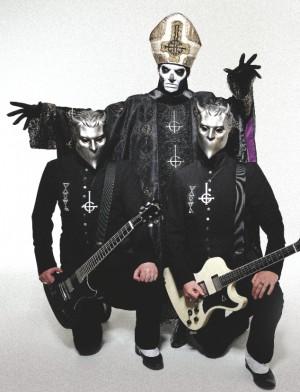 GuitarWorld.com Interviews Ghost