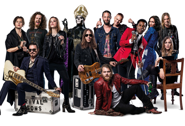 TeamRock.com: Celebrating the next generation of rock'n'roll superstars