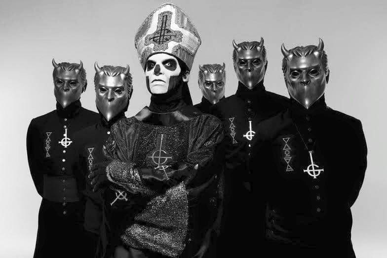 Musicfeeds.com: Ghost Talk Taking On The Music Industry Via Satanism