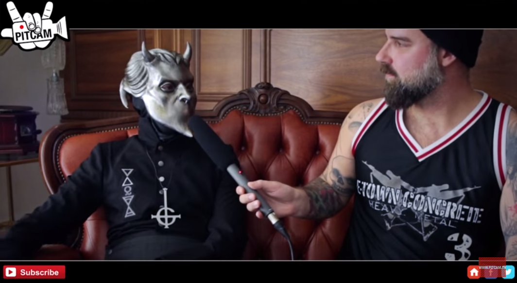 PitCam.tv Interviews Ghost
