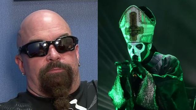SLAYER's KERRY KING Says His Comments About GHOST Were 'Taken Out Of Context'