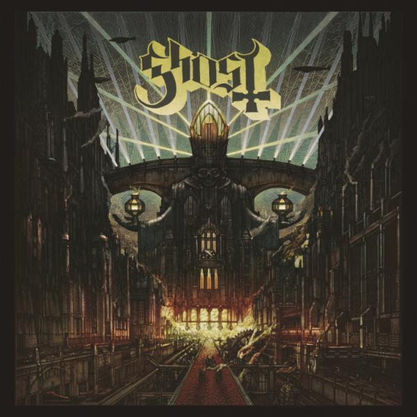 Metalpaths.com Reviews Ghost's 'Meliora'