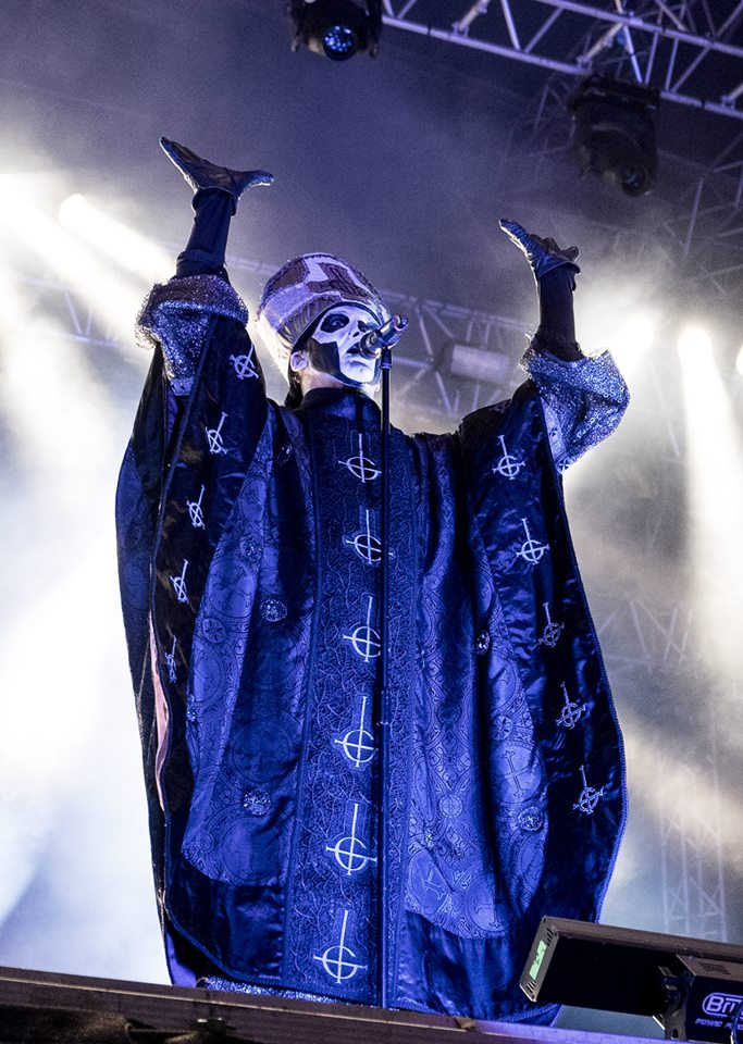 Live Ghost Pics From Anna Fabbri – Getaway Rock Festival