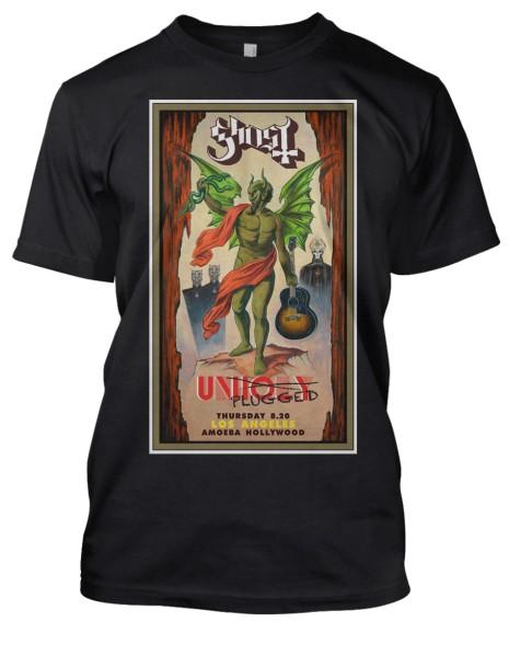 Limited Edition Unholy/Unplugged LA Shirts