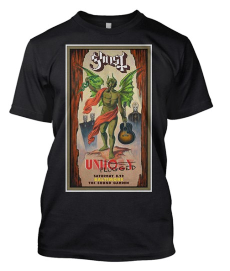 Limited Edition Unholy/Unplugged Baltimore Shirts Now Available