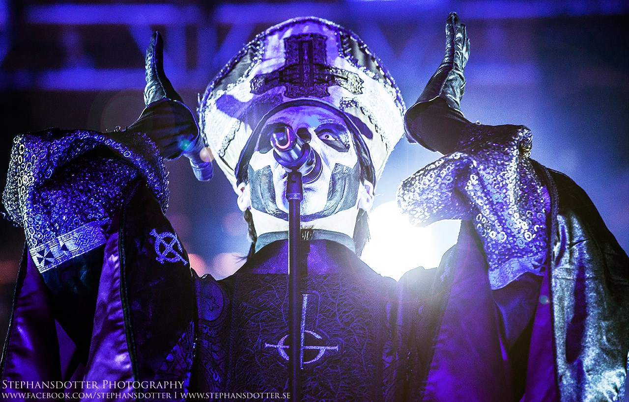 Live Ghost Pics From Theres Stephansdotter Bjork – Getaway Rock Festival