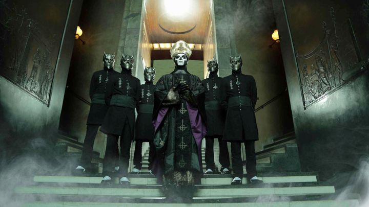 GHOST Announces 'Popestar' U.S. Tour