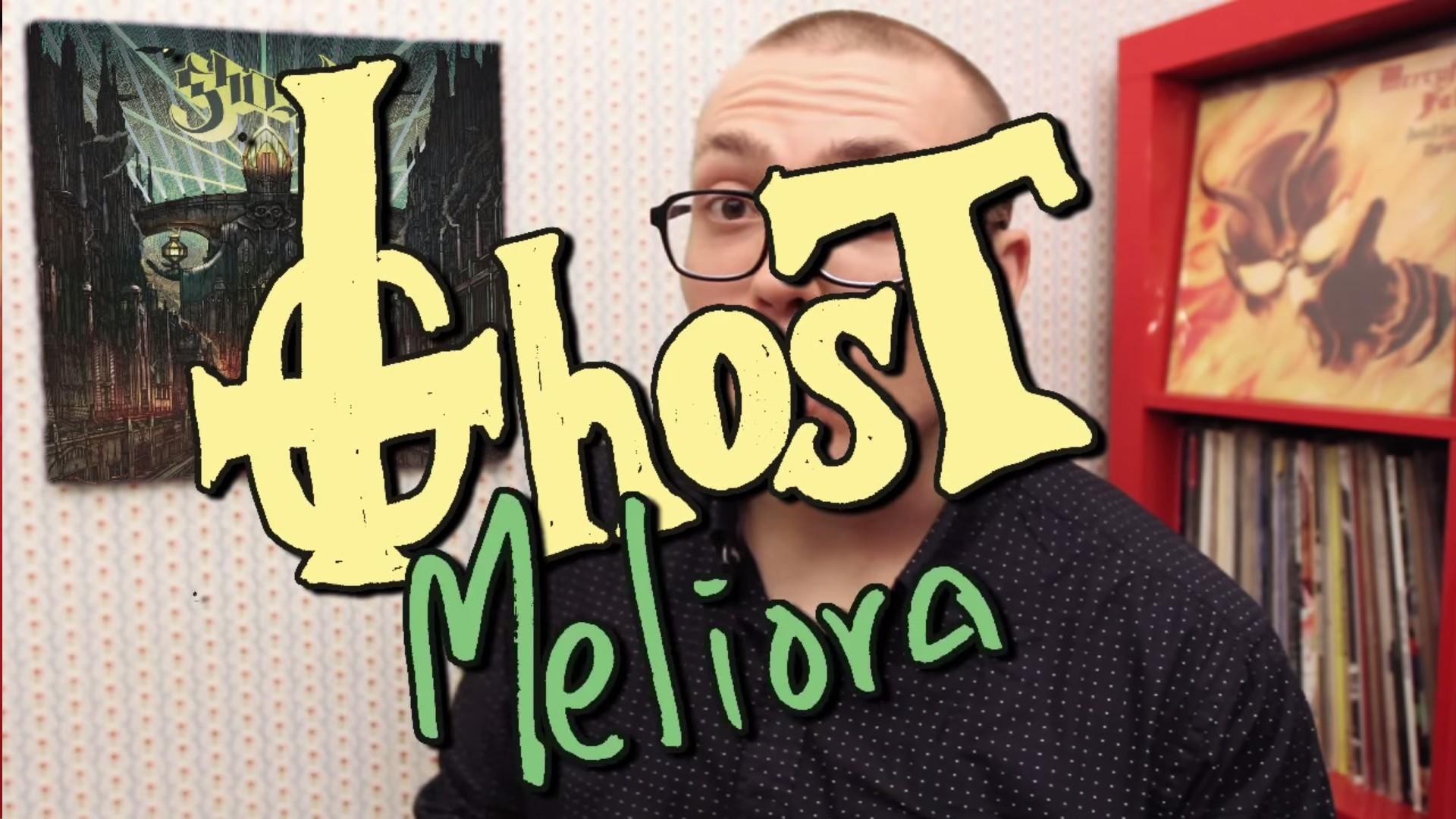 Theneedledrop.com (Anthony Fantano) Reviews Meliora