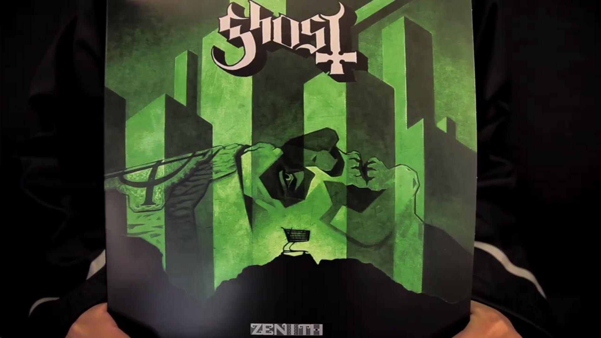 Ghost – Meliora (Deluxe Vinyl Box)