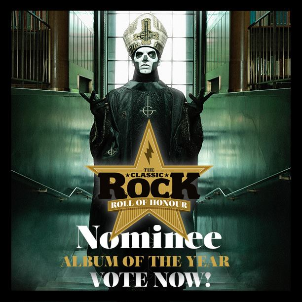 Vote For 'Meliora' For Classic Rock Magazine's Album of The Year