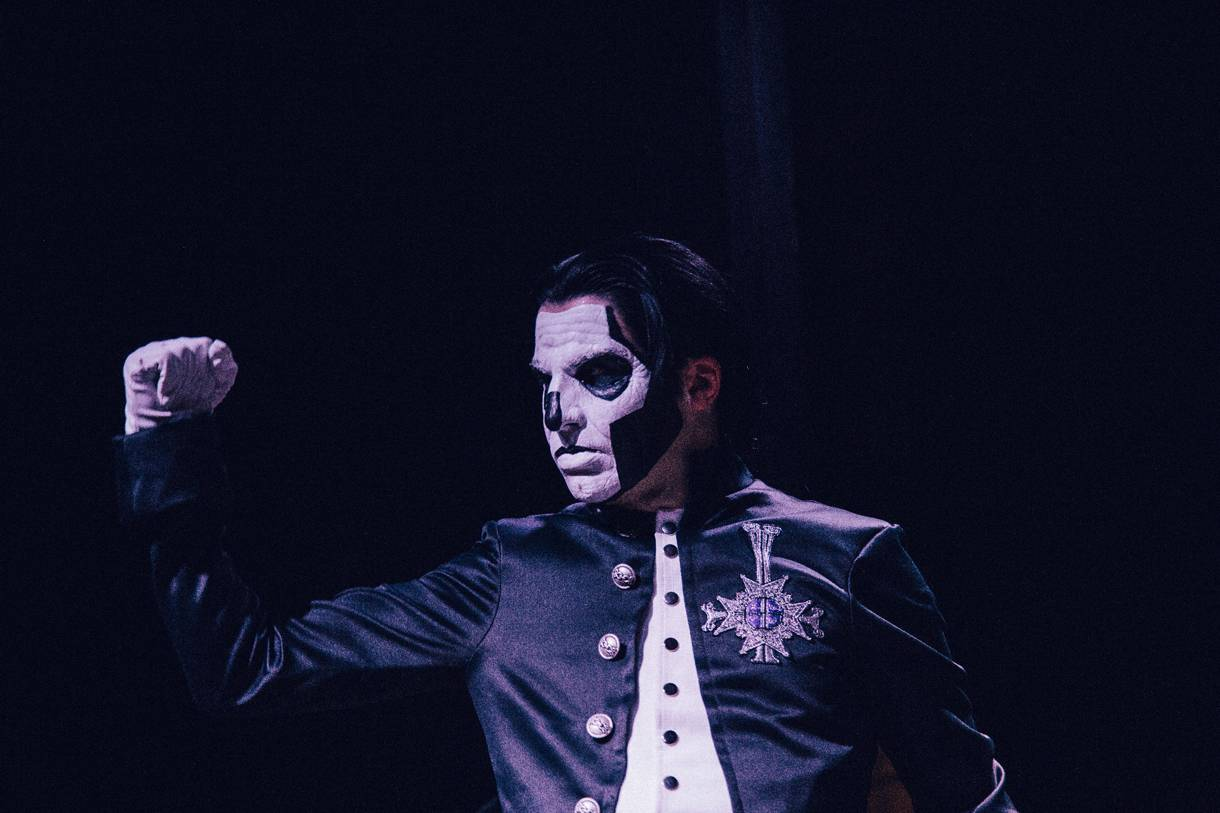 Live Nation TV: GHOST UNMASKED – A CANDID INTERVIEW WITH PAPA EMERITUS III