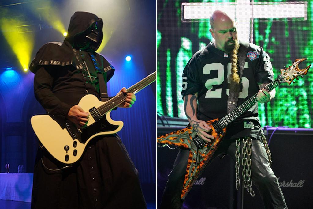 Loudwire.com: A Nameless Ghoul From Ghost Not Upset With Kerry King