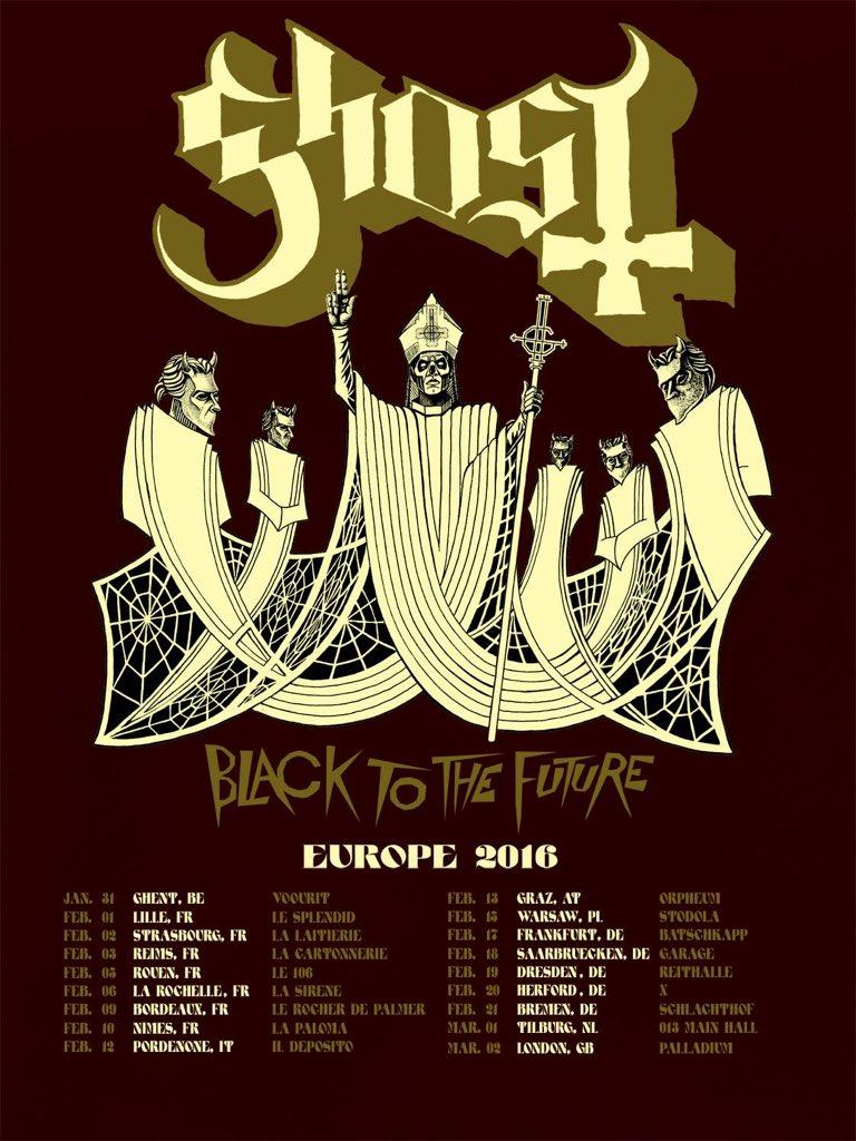 Ghost Europe 2016