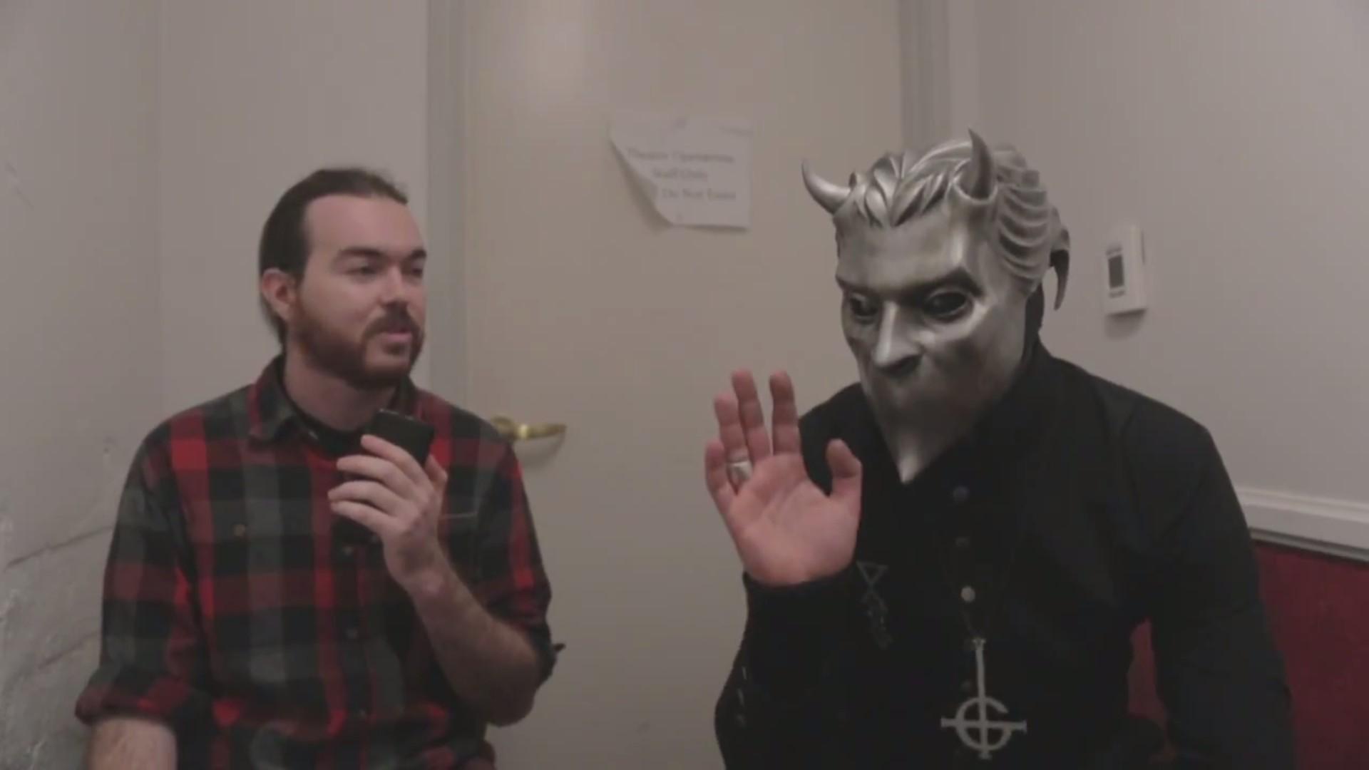Metal Insider Interview Ghost