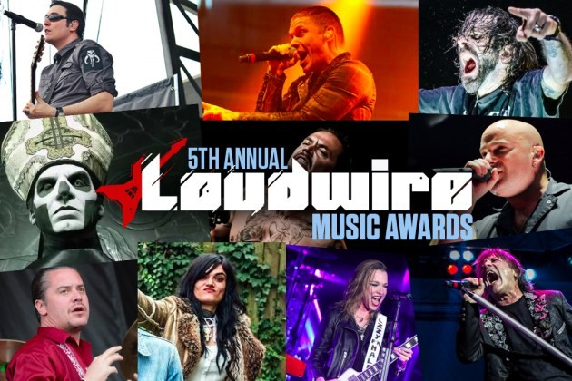 Vote For Ghost On Loudwire.com Music Awards
