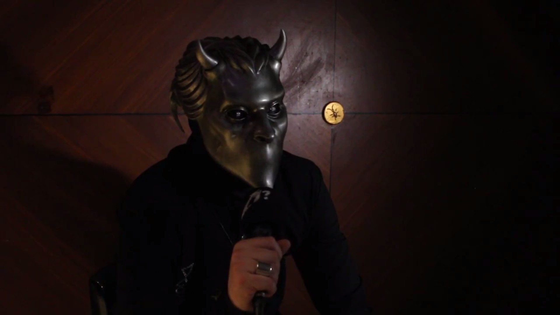 Metalliquoi Interview Ghost