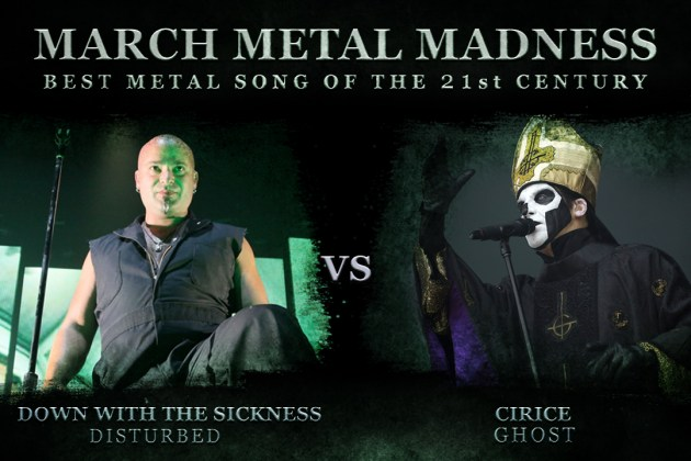 Vote for Ghost In Loudwire's March Metal Madness