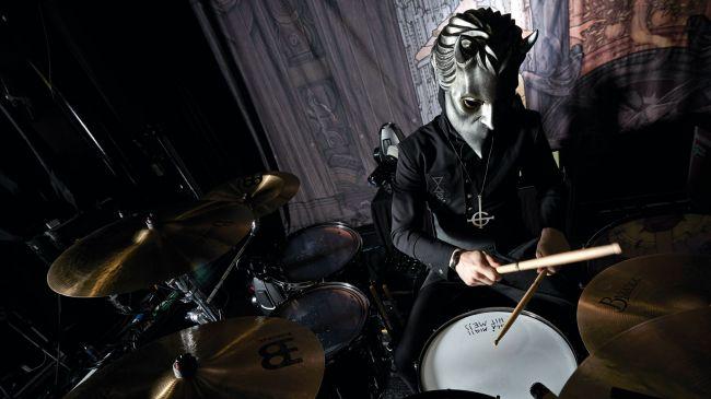 Music Radar Interviews Earth Ghoul