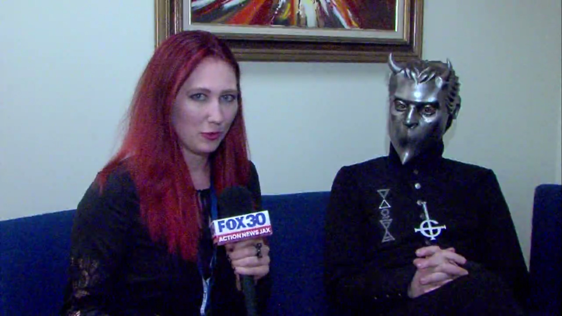 Action News Jacksonville Interviews Ghost