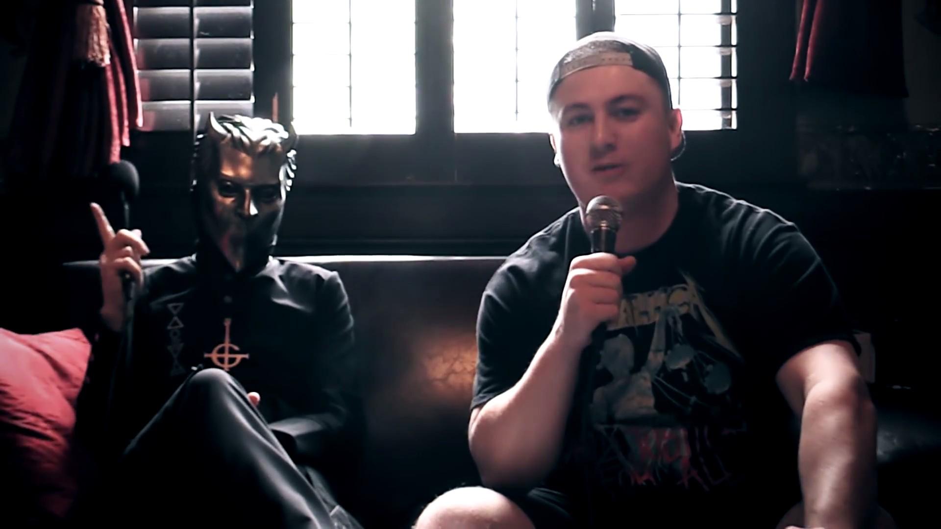 MetalSucks.net Interview Ghost