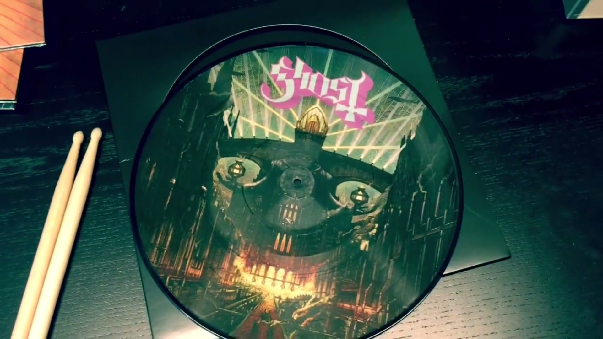 'Meliora' Picture Disc Now Available!