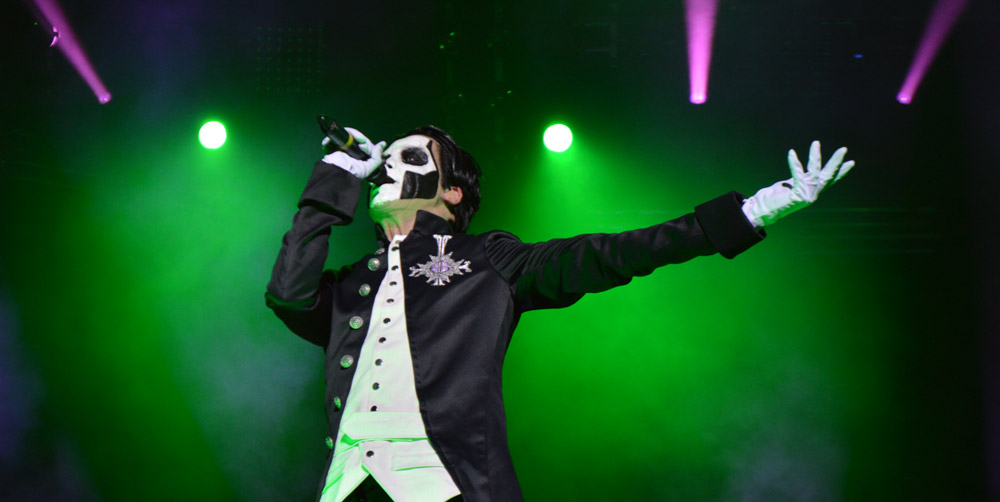 OUI FM's Day One Report From Download France