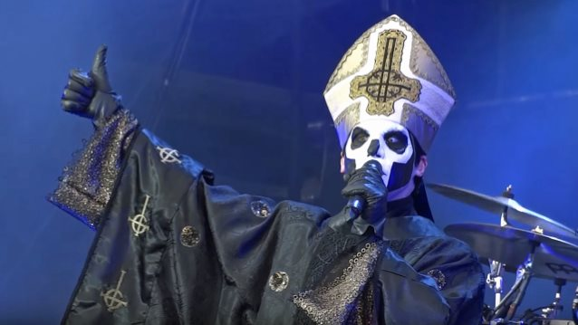 Blabbermouth.net: GHOST – Quality Video Footage Of GRASPOP METAL MEETING Performance