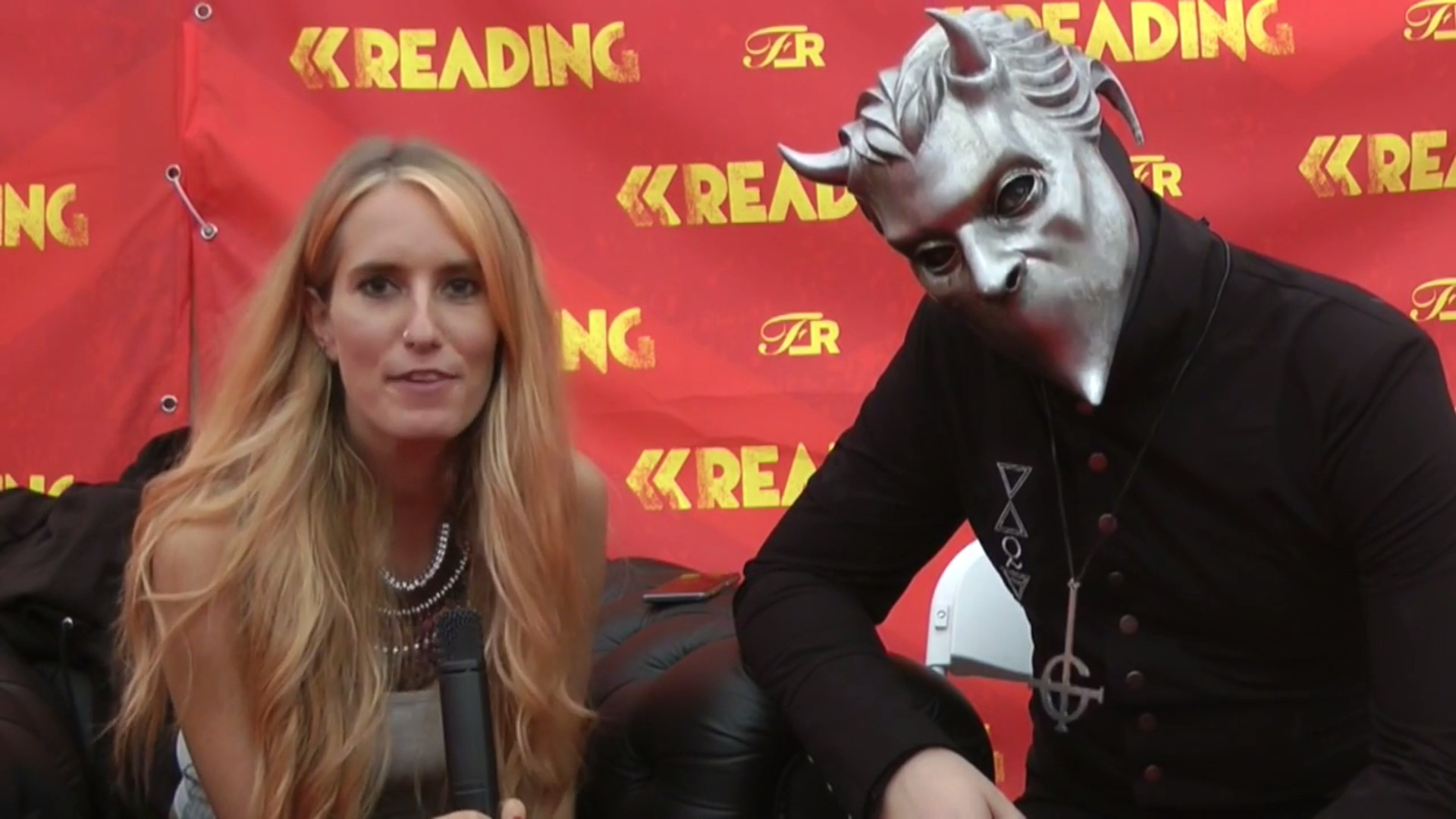 Blogger/Youtuber Sophie Eggleton Interview Ghost