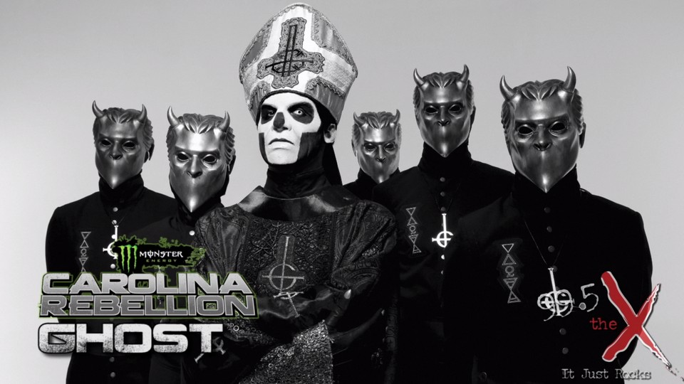 99.5 The X Interviews Ghost