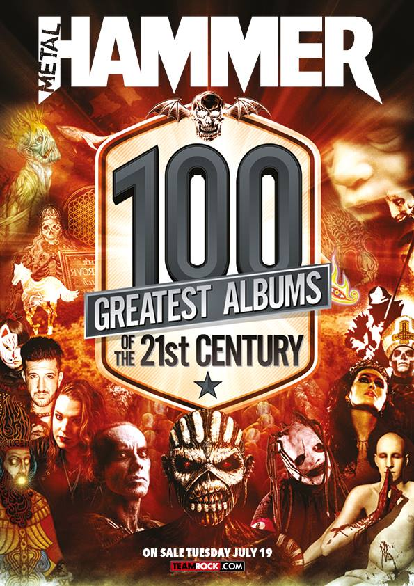 Metal Hammer 100 Greatest Albums of the 21st century