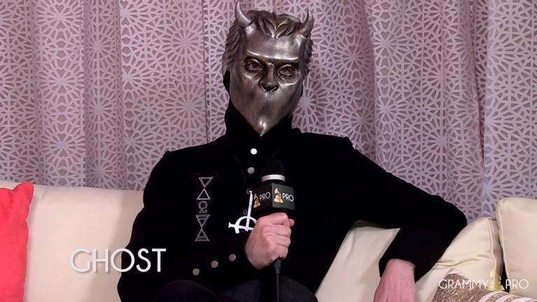 Grammy Pro Interviews Ghost