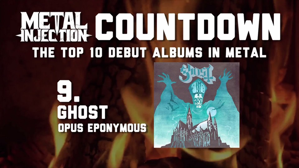 Opus Eponymous Featured In Metal Injection's Top 10 Debut Albums
