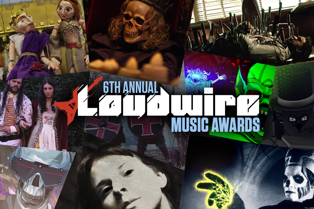 Ghost Nominated For Best Music Video And Rock Titan Of The Year In Loudwire Music Awards
