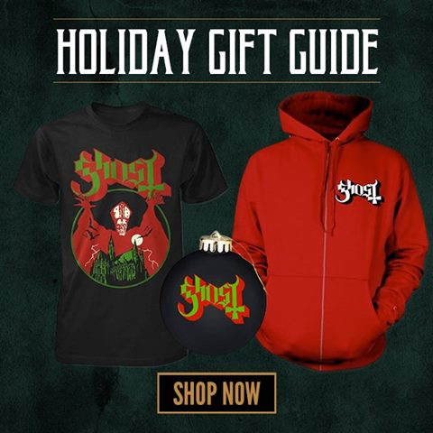 Ghost Holiday Gift Guide