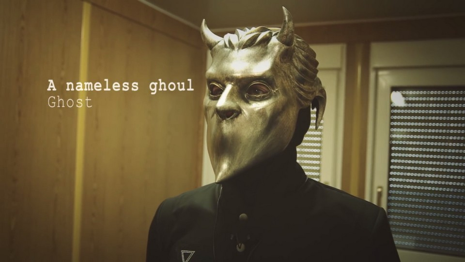 We Are Satan's People Interviews Ghost (Update: With English Subtitles)