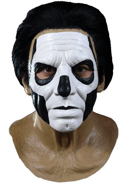Official Licensed Papa Emeritus III Mask From Trick or Treat Studios Now Available To Preorder
