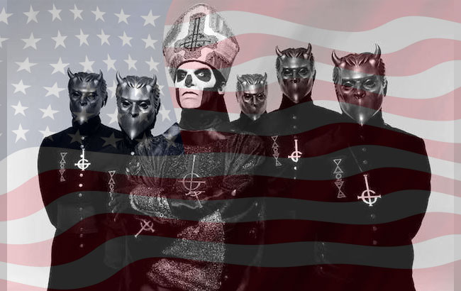 Ghost Adds Additional Headlining U.S. Tour Dates Plus VIP Info