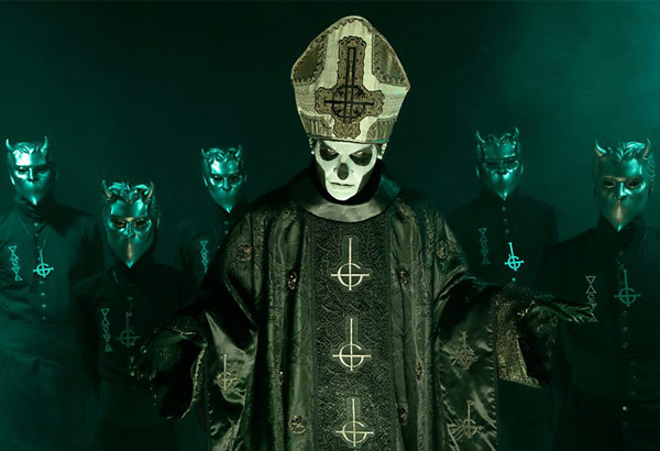 Ghost Performs 'Deus In Absentia' Live