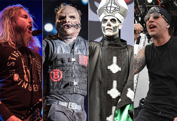Ghost featured in Loudwire's 50 Most Important Metal Bands In The 21st Century